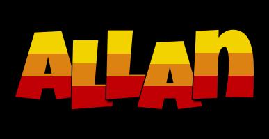 Allan jungle logo
