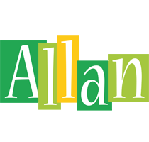 Allan lemonade logo