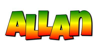 Allan mango logo