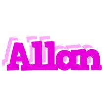 Allan rumba logo
