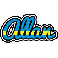 Allan sweden logo