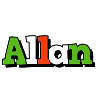 Allan venezia logo