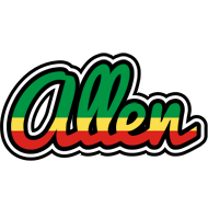 Allen african logo