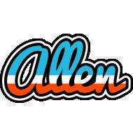 Allen america logo