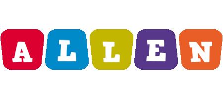 Allen daycare logo