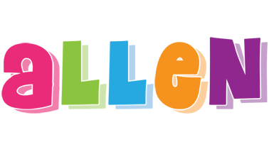 Allen friday logo