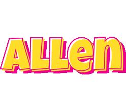 Allen kaboom logo