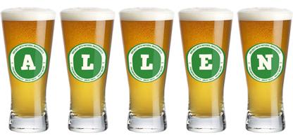 Allen lager logo