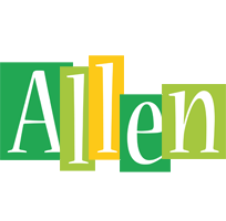 Allen lemonade logo