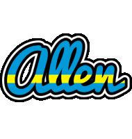 Allen sweden logo