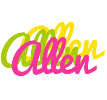 Allen sweets logo