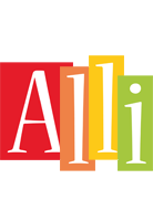 Alli colors logo