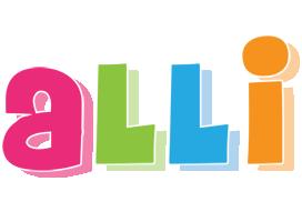 Alli friday logo