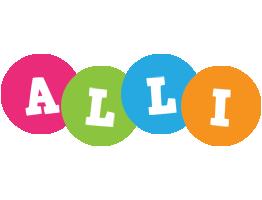 Alli friends logo