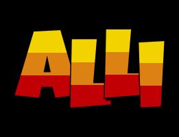 Alli jungle logo