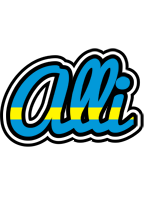 Alli sweden logo