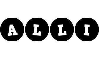 Alli tools logo