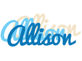 Allison breeze logo