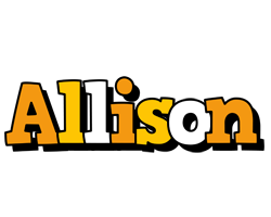 Allison cartoon logo