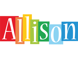 Allison colors logo