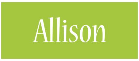 Allison family logo