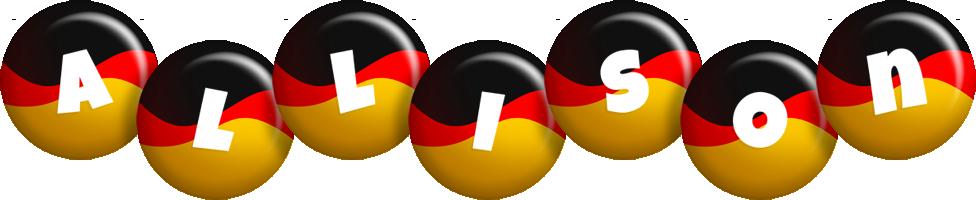 Allison german logo