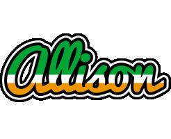 Allison ireland logo
