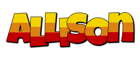 Allison jungle logo