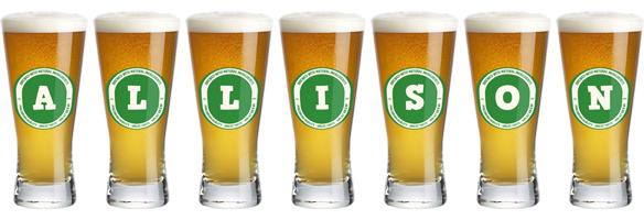 Allison lager logo