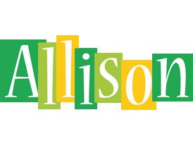 Allison lemonade logo