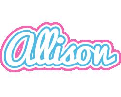 Allison outdoors logo