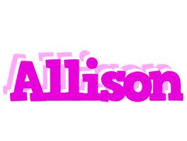 Allison rumba logo
