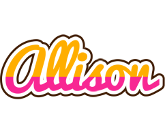 Allison smoothie logo