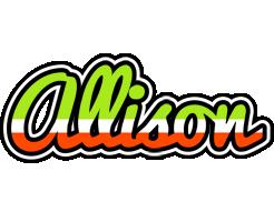 Allison superfun logo