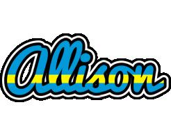 Allison sweden logo