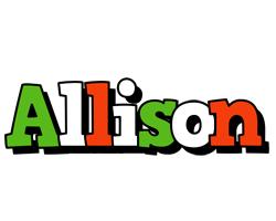 Allison venezia logo
