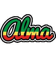Alma african logo