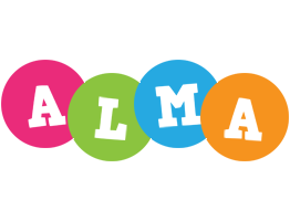 Alma friends logo
