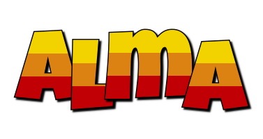 Alma jungle logo