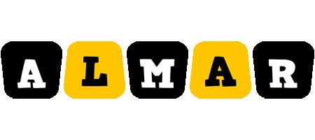 Almar boots logo