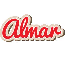 Almar chocolate logo