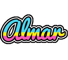 Almar circus logo