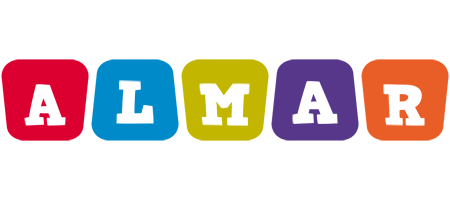Almar daycare logo