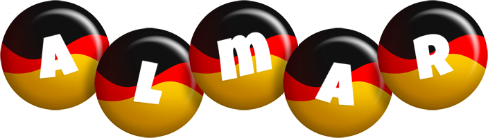Almar german logo