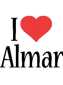 Almar i-love logo