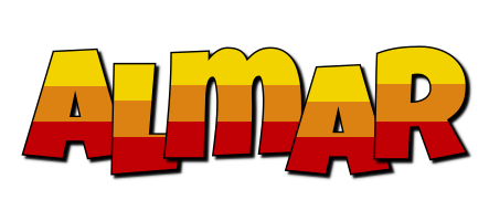 Almar jungle logo