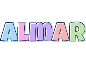 Almar pastel logo