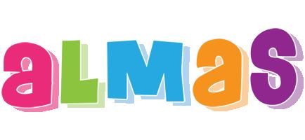 Almas friday logo