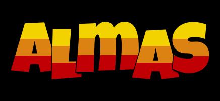 Almas jungle logo