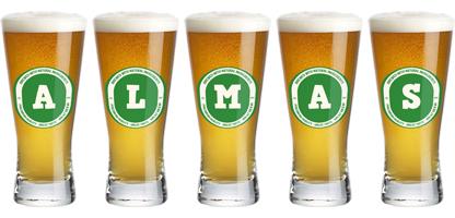 Almas lager logo